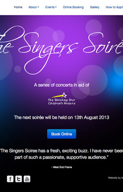 The Singers Soiree